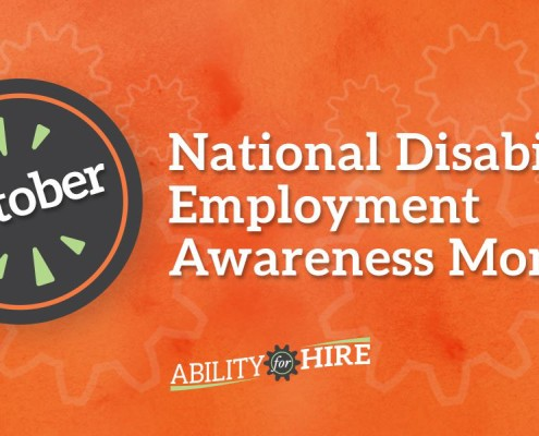 ABS - National Disability Employment Awareness Month